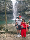 Us at Cloudland Canyon