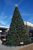 Atlantic Station Christmas tree