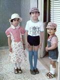 Munira, me, Fowzi in Libya