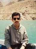 Me at Satpara Lake