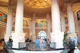 Inside Atlantis resort