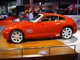Chrysler Crossfire Side