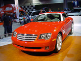 Chrysler Crossfire Front