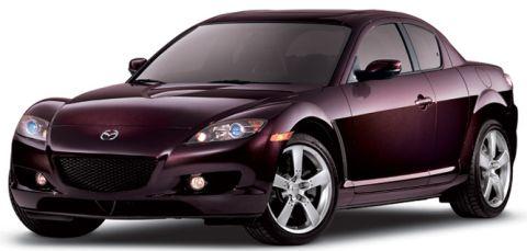 2005 Mazda RX-8 Shinka