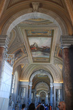 In Vatican Museums