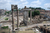 View of Roman Forum