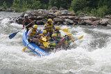 Rafting the Ocoee