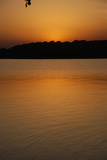 Sunset at Rawal Lake