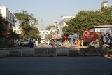 Intersection closed, Islamabad
