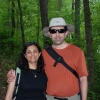 Us on the trail