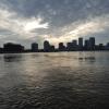 On the Mississippi River